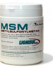 Lignisul MSM 500 g