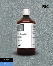 Kolloidalt zink 10 PPM 1 l/Kolloidinen sinkki